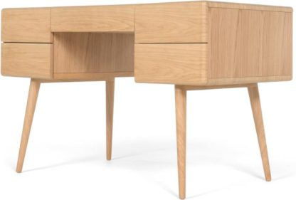 An Image of Paco Desk, Oak
