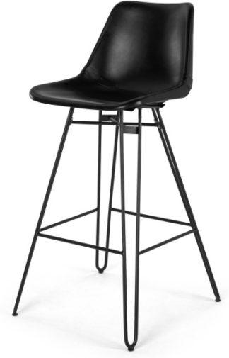 An Image of Kendal Barstool, Black