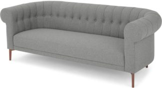 An Image of Hammond 3 Seater Sofa, Mountain Grey