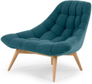 An Image of Kolton Accent Armchair, Mineral Blue
