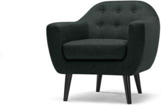 An Image of Ritchie Armchair, Anthracite Grey
