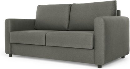 An Image of Corin Pull Out Sofa Bed, Pigeon Grey