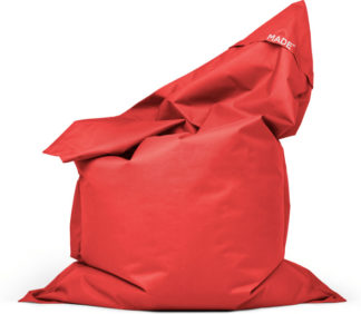 An Image of The Piggy Bag, Red