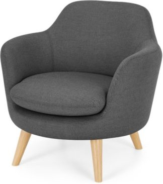 An Image of Nya Armchair, Summit Grey Weave