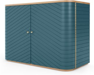 An Image of Novak Sideboard, Teal