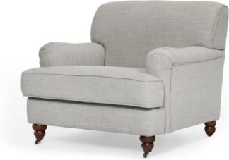 An Image of Orson Armchair, Chic Grey