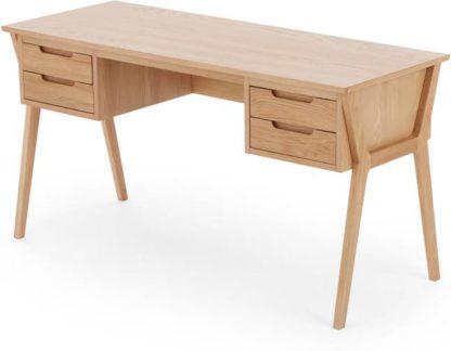 An Image of Jenson Desk, Oak