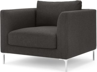 An Image of Dree Accent Chair, Oyster Grey