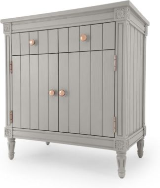 An Image of Bourbon Vintage Sideboard, Grey and Copper