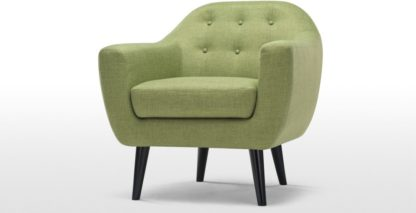 An Image of Ritchie Armchair, Lime Green
