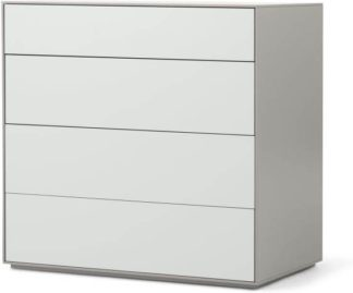 An Image of Stretto Chest of Drawers, Tonal Grey