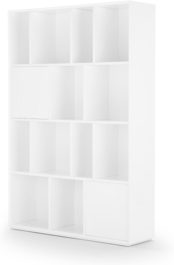 An Image of Stretto Large Shelves, White