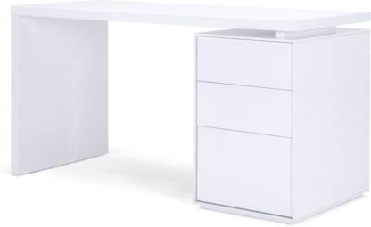 An Image of Stretto Desk, White