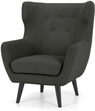 An Image of Hollis Armchair, Hudson Grey