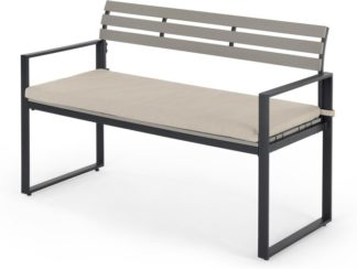 An Image of Catania Garden Bench, Polywood