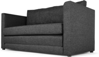 An Image of MADE Essentials Eli Sofa Bed, Cygnet Grey