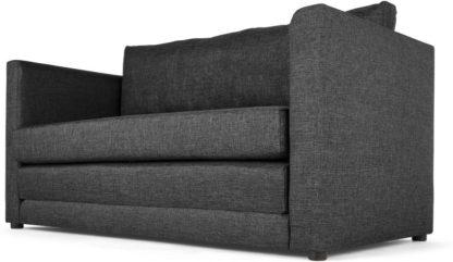 An Image of MADE Essentials Eli Sofa Bed, Cygnet Grey