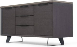 An Image of Boone Sideboard, Concrete resin top