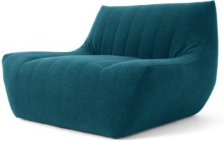 An Image of Ivan Armchair, Mineral Blue
