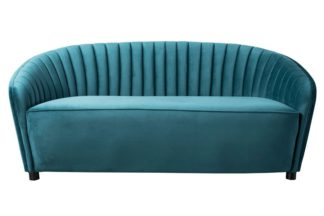 An Image of Alice Two Seat Sofa - Peacock