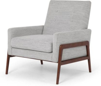 An Image of Cecil Accent Armchair, Marble Weave