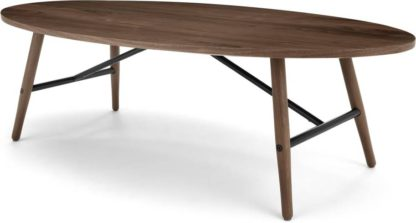 An Image of Milford Coffee Table, Walnut