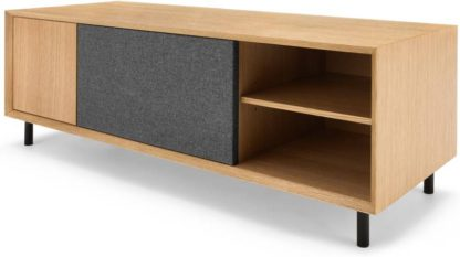 An Image of Luther Large Media Unit, Oak