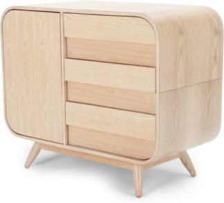 An Image of Esme Compact Sideboard, Ash