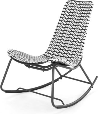 An Image of Pya Garden Rocker, Monochrome