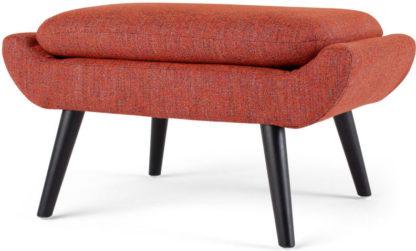 An Image of Jonny Footstool, Revival Orange