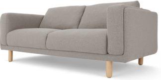 An Image of Karson 2 Seater Sofa, Mina Grey
