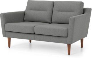An Image of Walker 2 Seater Sofa, Mountain Grey