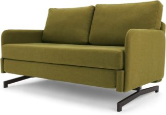 An Image of Motti Sofa Bed, Juniper Green