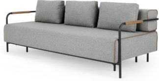 An Image of Nestor Sofa Bed, Mountain Grey