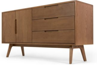 An Image of Jenson Sideboard, Dark Stain Oak