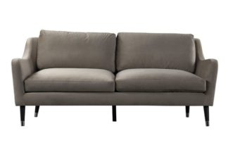 An Image of Dumont Three Seat – Taupe