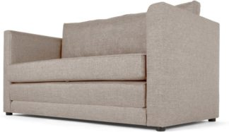 An Image of MADE Essentials Eli Sofa Bed, Quail Beige