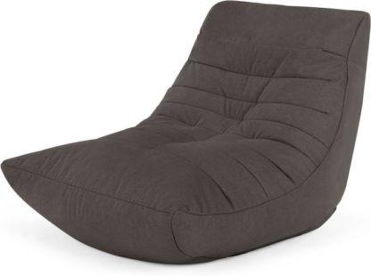 An Image of Audrie Bean Bag Chair, Marl Grey
