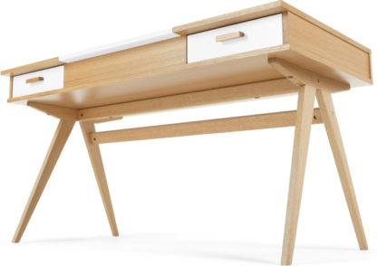 An Image of Stroller Desk, White