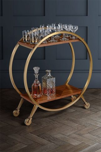 An Image of Ravello Drinks Trolley
