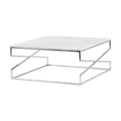 An Image of Alhambra Silver Coffee table