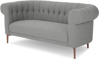 An Image of Hammond 2 Seater Sofa, Mountain Grey