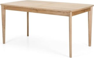 An Image of Monty 6-8 Seat Monty Extending Dining Table, Oak