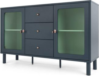 An Image of Quin Sideboard, Blue