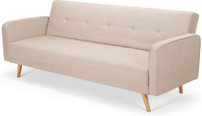 An Image of Chou Sofa Bed, Quail Beige