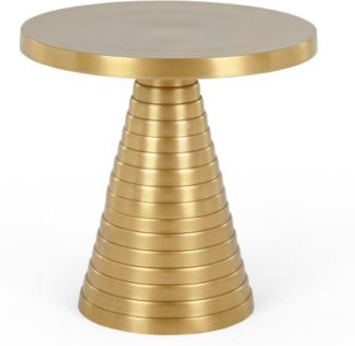 An Image of Fairbairn Side Table, Brass