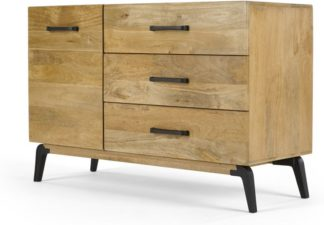 An Image of Lucien Sideboard, Light Mango Wood
