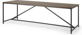 An Image of Lomond 10 Seat Extra Large Dining Table, Mango Wood