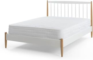 An Image of Malmeo 1000 Pocket Memory Foam Double Mattress, White