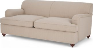 An Image of Orson Sofa Bed, Natural Weave
